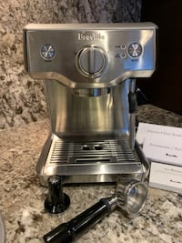 Breville Duo Temp Pro coffee machine