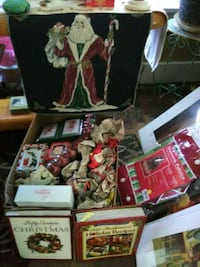 assorted-Christmas misc. lot Decatur, 46733