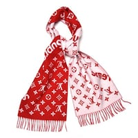 SUPREME SCARF FOR SALE!!! ( Bid Wars ) 42 km