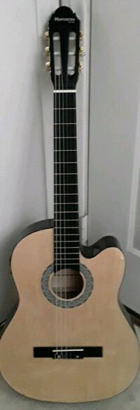 Brand new classical nylon string acoustic electric