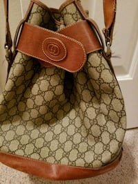 brown and black Gucci monogram  Clifton, 20124