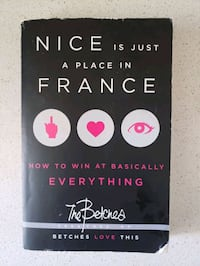 Nice is just a place in France book  Toronto, M5T 2W7