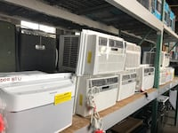 assorted window type AC units Paramus, 07652
