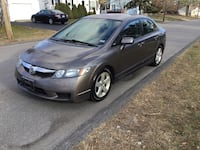2009 HONDA CIVIC LX-S- AUTOMATIC- LOW MILES- GAS SAVER- 4CYL- EXTRA CLEAN- MINT Methuen, 01844