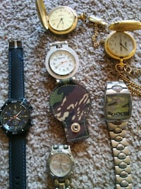 Assorted watches Derry, 03038