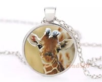 New giraffe necklace  Colorado Springs, 80909