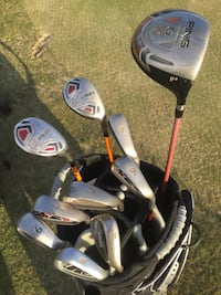 Ping golf sets with bag and cart Derwood, 20855