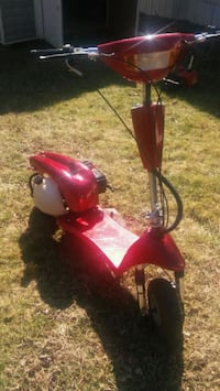 Red Scooter like New excellent condition!! Baltimore, 21225