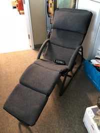 Homedics massage chair wth remote 525 km