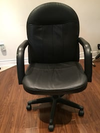 Leather desk chair Mississauga, L5W 1M2