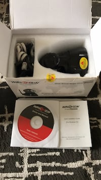 IP camera network camera Multi Function easy set up (NEW) 2 units (opened box we never used its, still brand new in box  Williamsburg, 23188