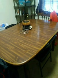 brown wooden dining table set Front Royal, 22630