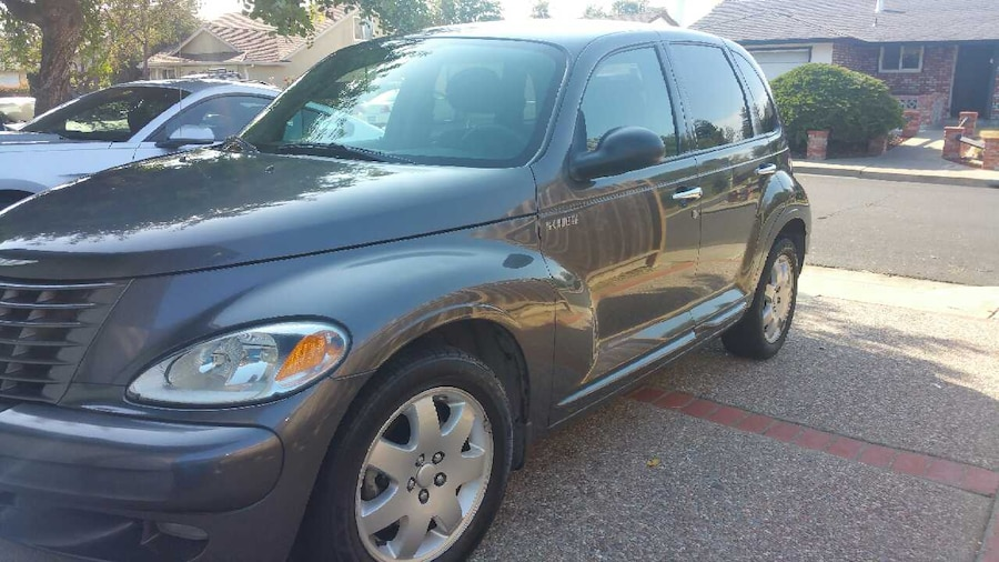 used 2004 pt cruiser top of the line 96k runs excellent in. Black Bedroom Furniture Sets. Home Design Ideas