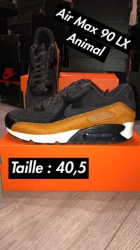 Air Max 90 animal  Paris