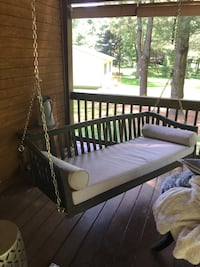 Brand new porch swing from way fair paid 476 for it