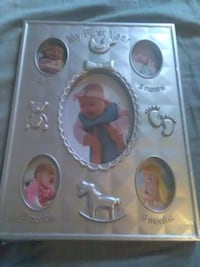 Babys first year picture frame  Norfolk, 23503