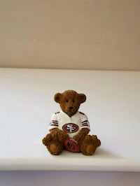 brown bear plush toy with red heart Mechanicsburg, 17055