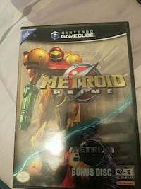 Rare two disk metroid.   Raleigh, 27613