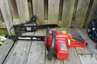 red and black Black & Decker hedge trimmer Germantown, 20874