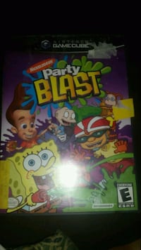 PARTY BLAST GAMECUBE GAME Richmond