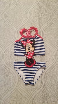 Minnie Mouse swimm suit 18 months Asheville, 28805