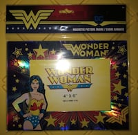 4x6 DC Wonder Woman Picture Frame Miami, 33176