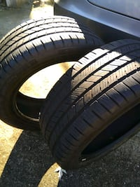 2 tires only not sold yet 44 mi