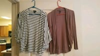 Cardigans size small Las Cruces, 88011