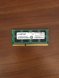 Notebook ram ddr3