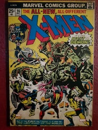 X-Men wall deco