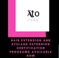 hair extension certification course Vaughan