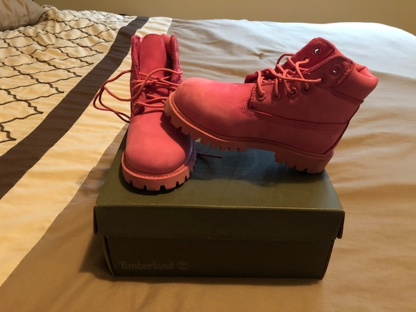 fa65e87816dd8 Used Toddler girls Timberland boots size 10 . THESE ARE NOT FOR ...