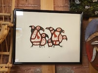 several red and black bird wall art Collingwood, L9Y 2N7