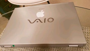 Sony Viao laptop lightweight