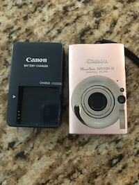 Canon PowerShot Camera SD1100IS