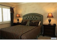 Queen Bed set complete. Eastern Accents luxury designs   Long Beach, 90803
