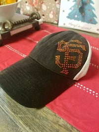 Womens SF Giants Sparkle Baseball cap Castro Valley, 94546