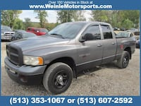 2005 DODGE Ram 1500 Grey Cleves, 45002