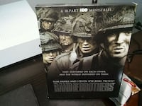 HBO band of brothers the 10 part series blue - ray Wakefield, 01880