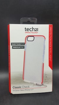 "Tech21 Classic Check for New iPhone 4.7"" 2235 mi"