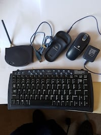 GYRATION CLASSIC AIR MOUSE GO PLUS WITH CLASSIC COMPACT KEYBOARD Mississauga, L5L 2C5
