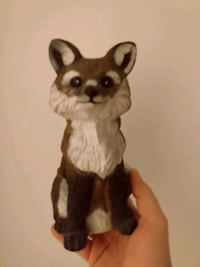 Fox Figurine Decoration