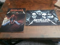 Metallica posters Cambridge, N3C 4G6