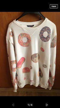 Criminal Damage Donut Sweatshirt Pendik, 34903