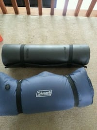 Coleman self inflating camping pad Whitby, L1P 1B4