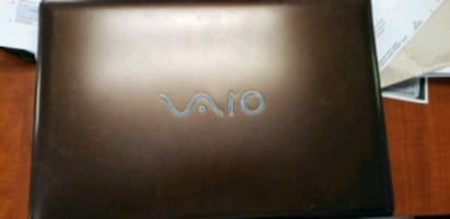 Sony Vaio Brown Laptop - 15.6 - Windows 10