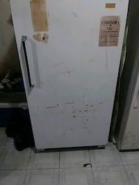 white single-door deep freezer Dallas, 75233