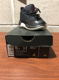 Jordan 12 Retro (toddler)  Plainville, 06062