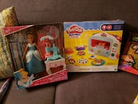 New babie n used play dou set  Elkridge, 21075