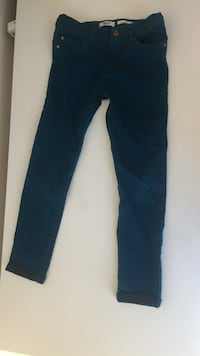 Girls teal pants, size 10 Mississauga, L5M 6K6